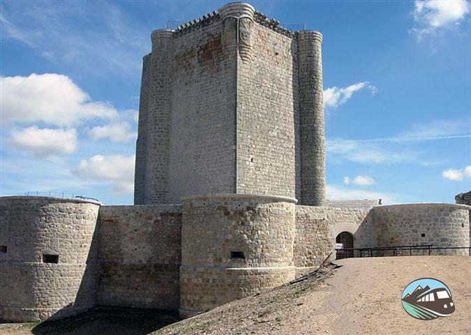 Castillo de Íscar - Valladolid