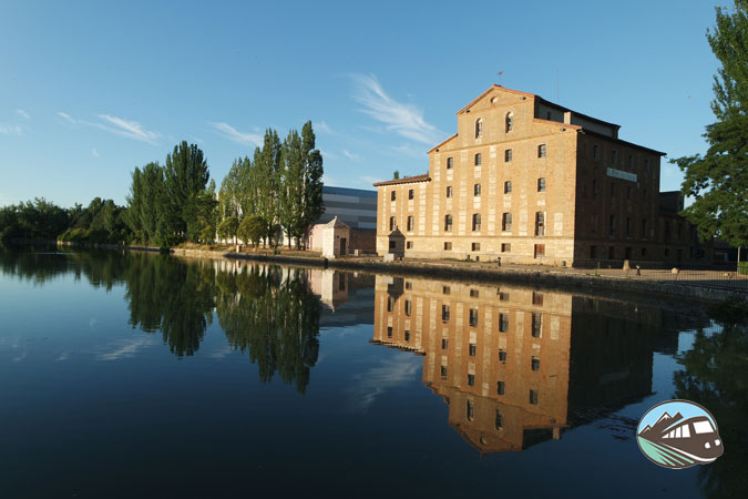 Canal de Castilla – Medina de Rioseco