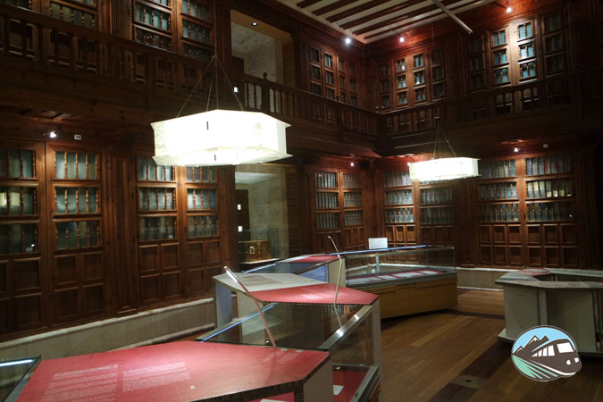 Biblioteca del Archivo General de Simancas