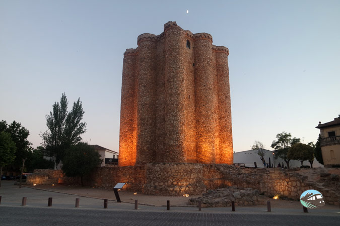 Castillo- Villarejo de Salvanés