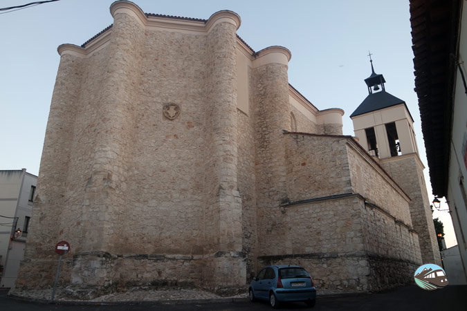 Iglesia de San Andrés Apóstol- Villarejo de Salvanés