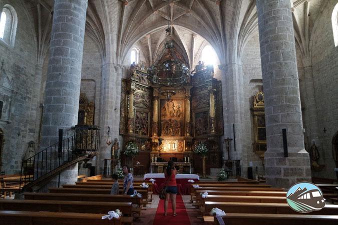 Iglesia de El Salvador - SImancas