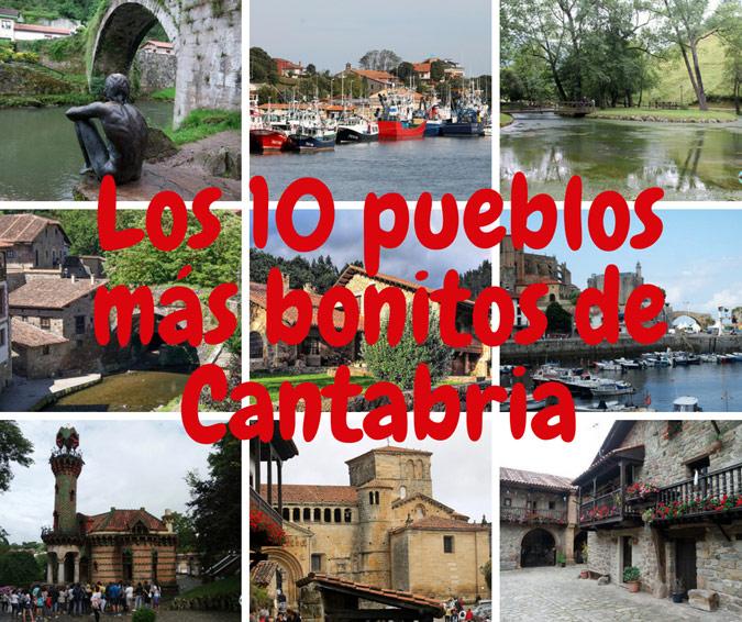 Pueblos bonitos de Cantabria