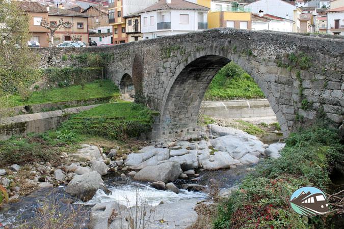Puente romano o más bien medieval – Arenas de San Pedro