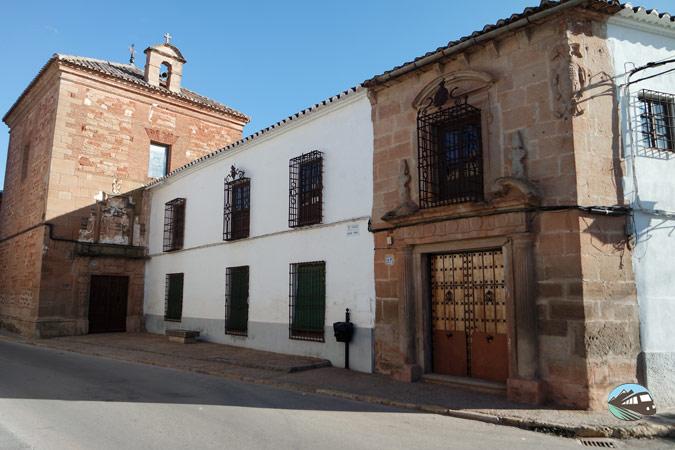 Casa Santo Tomás- Villanueva de los Infantes