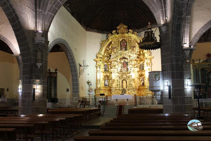 Iglesia de Nuestra Señora de la Asunción - Galisteo