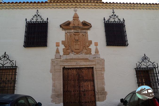 Casas señoriales - Liétor