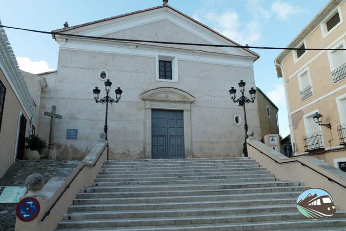 Iglesia de Santiago Apóstol - Liétor