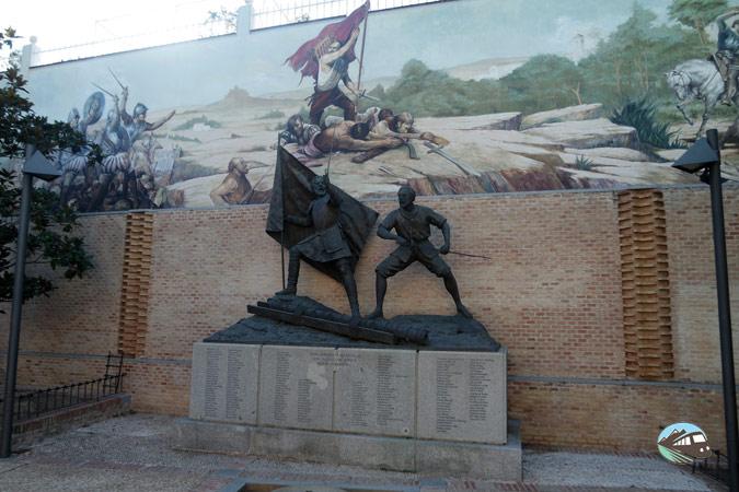 Monumento a Alonso de Arreo- Navalcarnero