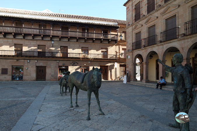 Plaza Mayor - Villanueva de los Infantes