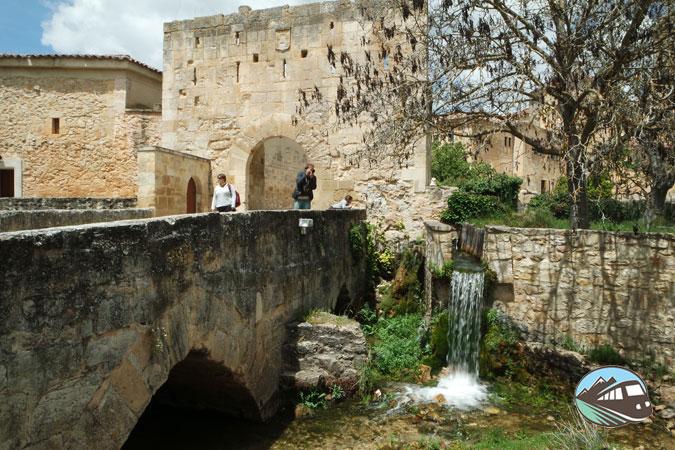Puerta de la muralla - Santo Domingo de Silos