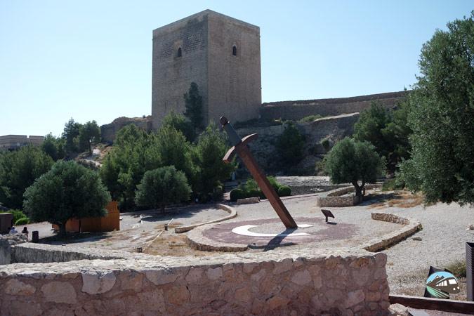 Torre Alfonsina - Castillo de Lorca