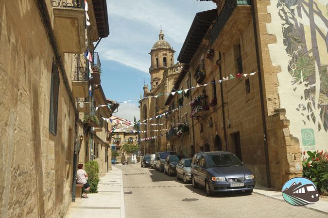 Calle Mayor de Labastida