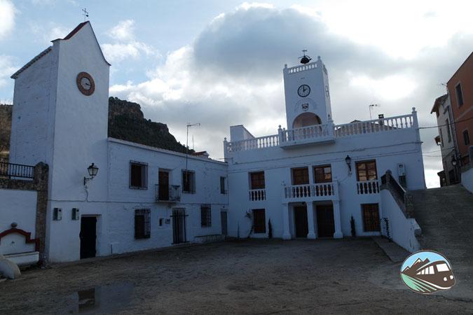 Plaza Mayor de Molinicos