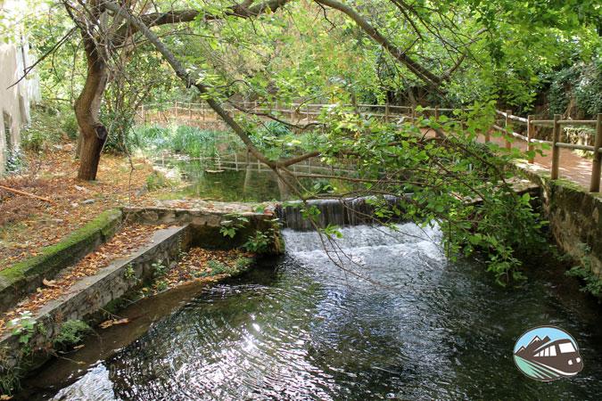 Paseo Fluvial de Salobre