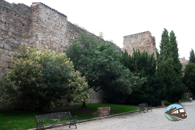 Muralla de Talavera de la Reina