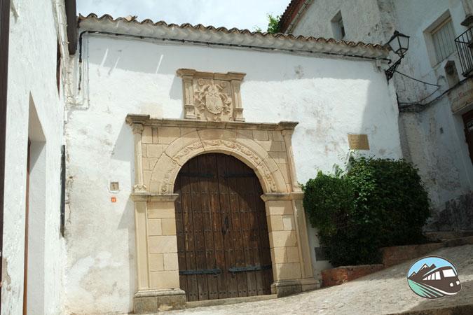 Casa de Jorge Manrique - Segura de la Sierra