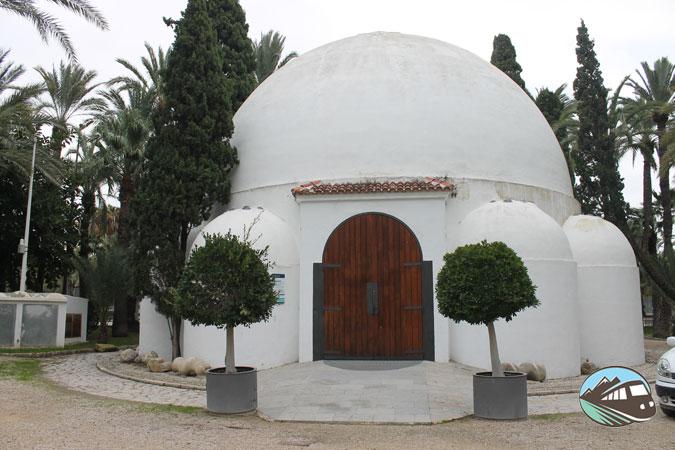 Centro de Visitantes – Elche