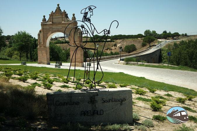 Camino de Santiago por Arévalo