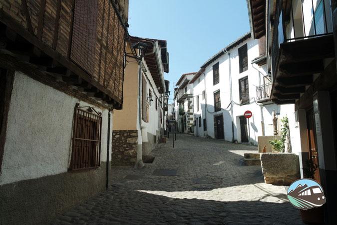 Barrio judío - Hervás