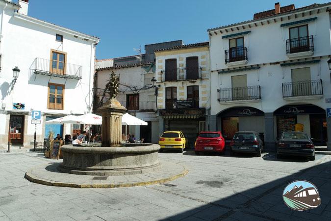 Plaza de la Corredera - Hervás