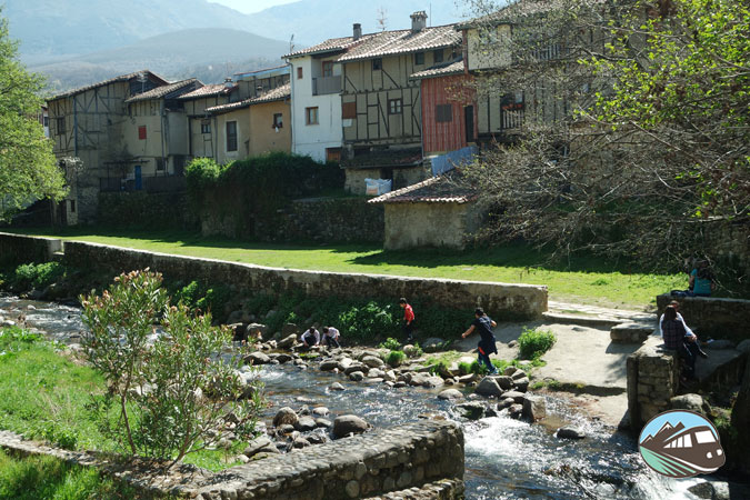 Paseo fluvial - Hervás