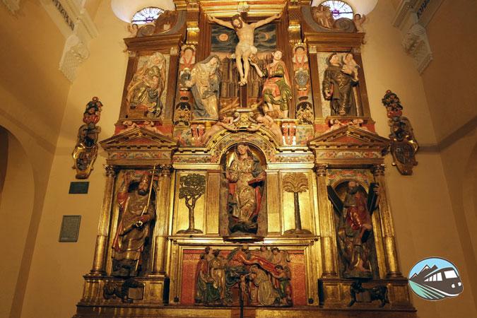 Iglesia del Salvador - Arévalo