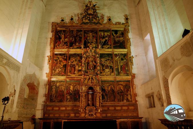 Iglesia San Miguel - Arévalo