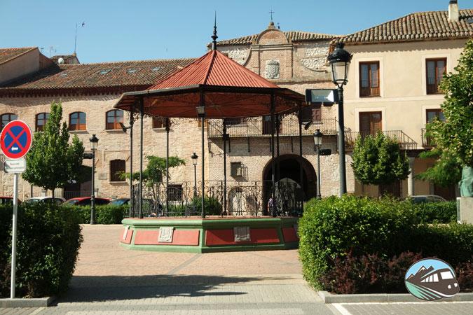 Plaza Real - Arévalo
