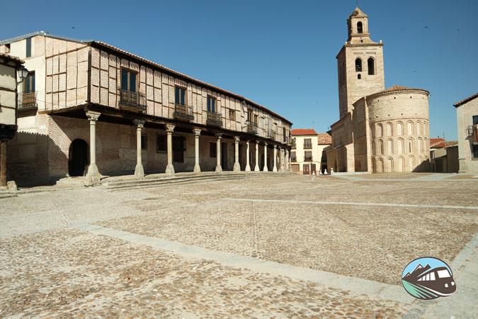 Plaza de la Villa - Arévalo