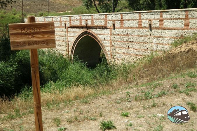 Puente de los Barros - Arévalo