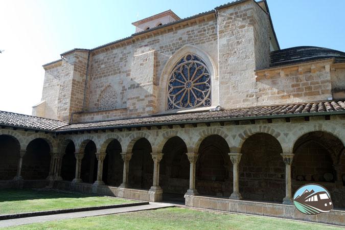 Claustro de Iglesia de San Pedro de la Rúa