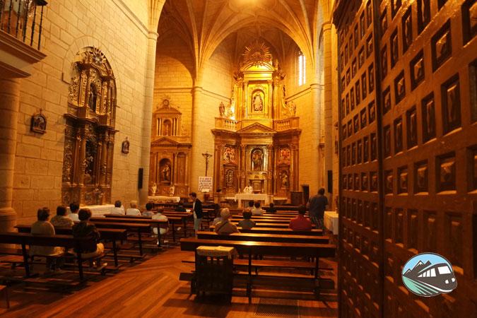 iglesia de San Martín -Casalarreina
