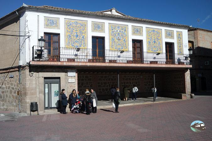 Biblioteca Popular - Oropesa