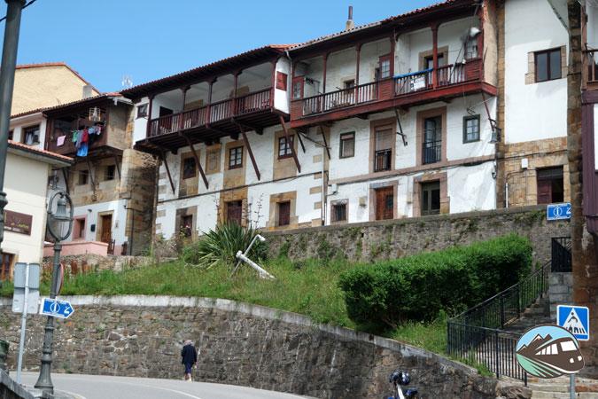Casas de Lastres