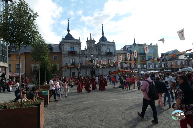 Plaza de las Eras