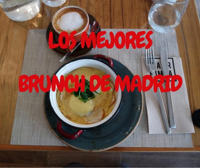 Brunch Madrid