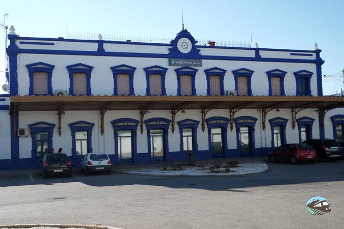 Estación de Valdepeñas