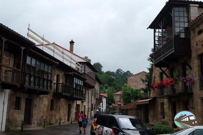 Calles de Liérganes