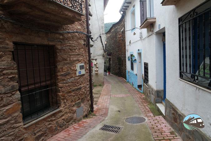 Calles de Ovejuela