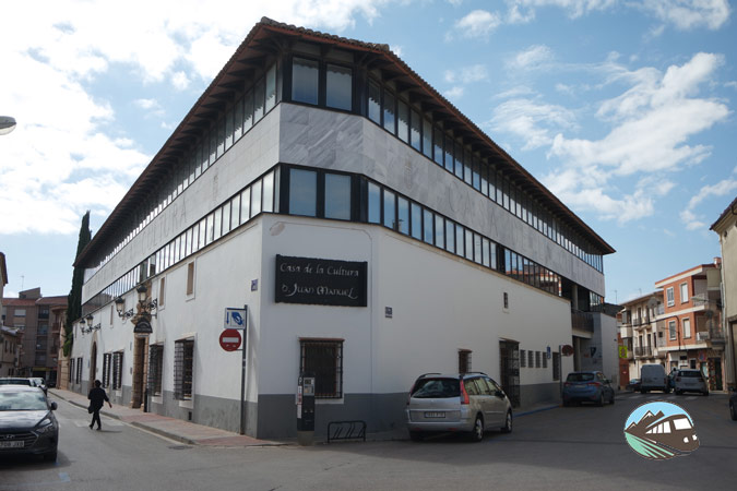 Casa de la Cultura - La Roda