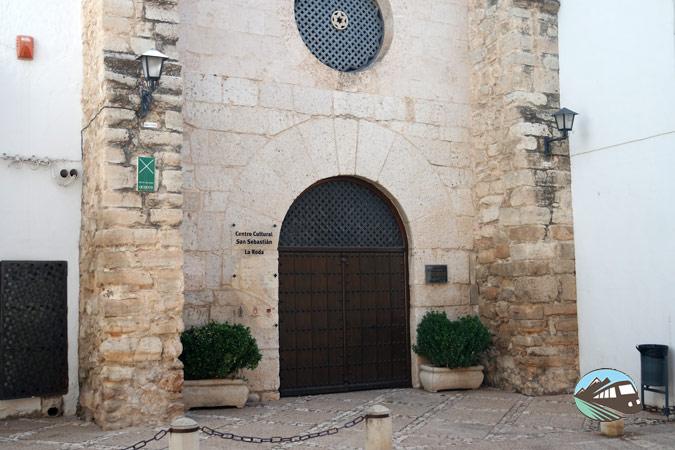 Ermita San Sebastián - La Roda