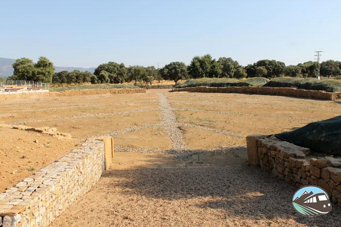 Anfiteatro de Cáparra