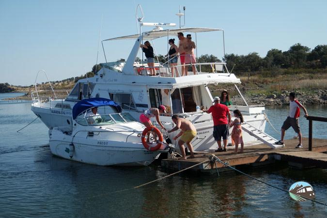 Crucero por Alqueva