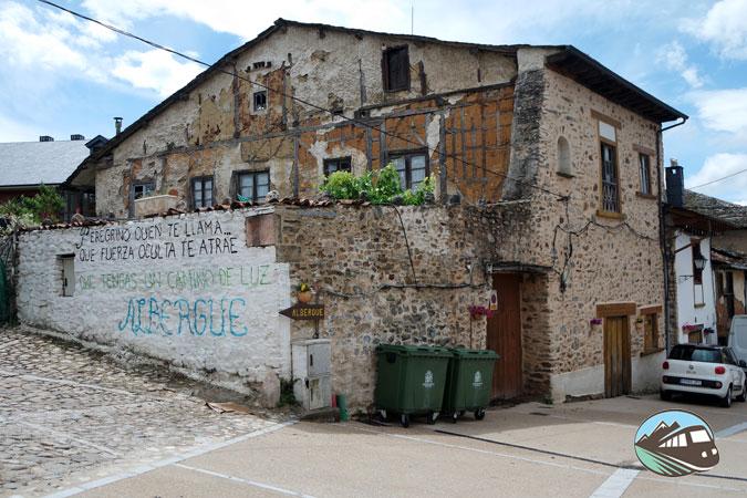 Albergue de Villafranca del Bierzo
