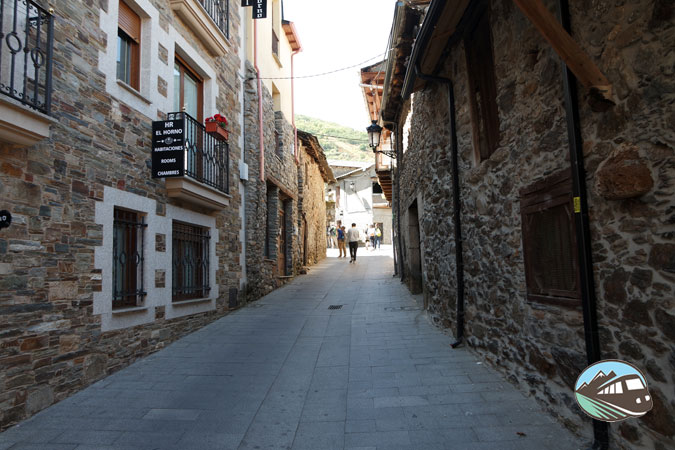 Calle Real - Molinaseca