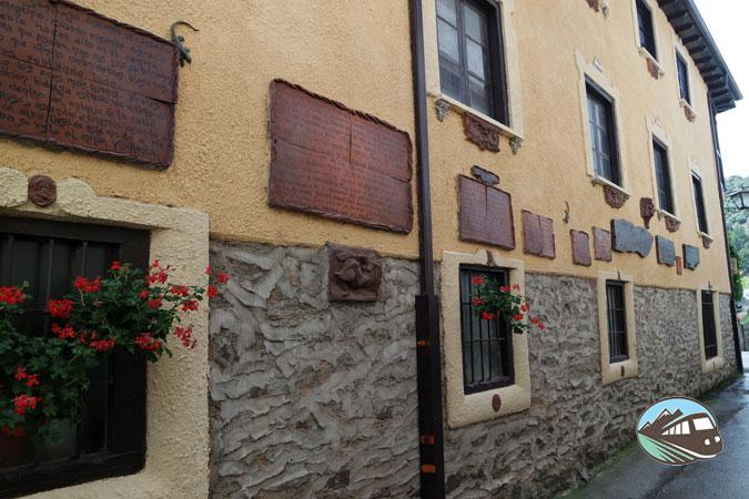 Casa de los Poemas – Villafranca del Bierzo