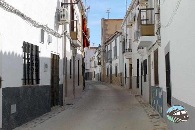 Calles de Galisteo