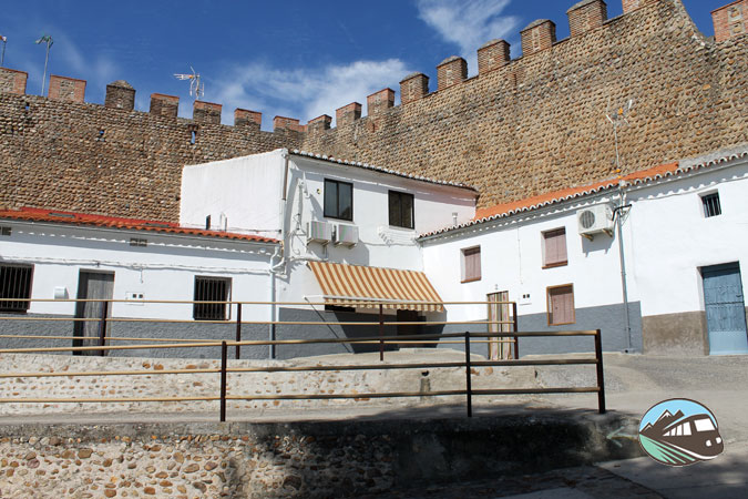 Muralla de Galisteo