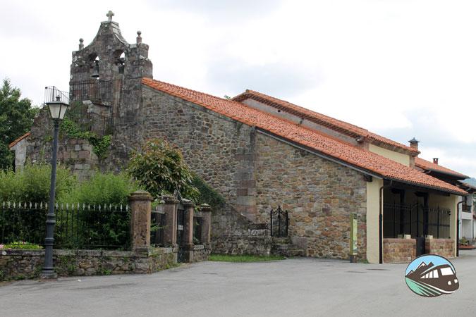 Iglesia de Ruente